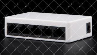 Сетевой коммутатор Vinga FS-1005 10/100 Mbit/s