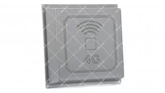GSM/3G/4G/LTE антенна квадрат 824-960 / 1700-2700 МHz 17dB