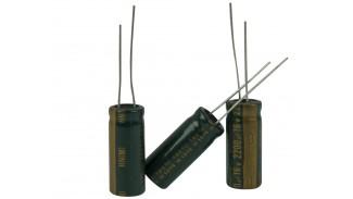 Конденсатор 2200mF 16V 105C 10*25mm