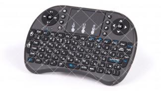 Клавиатура беспроводная i8 Air Mouse  с тачпадом и АКБ УЦЕНКА