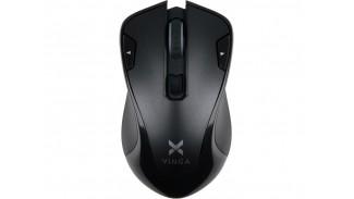 Мышь компьютерная беспроводная Vinga MSW-527 черная