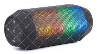Колонка портативная Jeferson K20 Bluetooth LED
