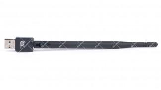 USB Wi-Fi адаптер GI MT7601 5dBi антена 18.5см
