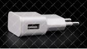 Адаптер сетевой 220В 5V 2.1A USB 1 порт