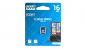 USB 2.0 GOODRAM 16GB UPI2 Piccolo Black (UPI2-0160K0R11)