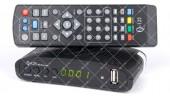 Q-SAT Q-125 DVB-T2 Dolby Digital AC3