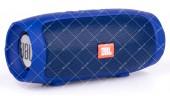 Колонка портативная  JBL CHARGE MINI 3+ Bluetooth синяя copy