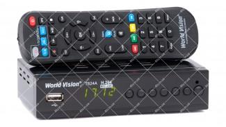 World Vision T624A DVB-T2