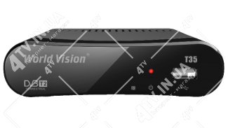 World Vision T35 DVB-T2