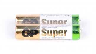 Батарейка GP Super Alkaline LR03 1.5V AAA 2 шт