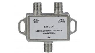 Переключатель 0/22 КГц SW-03Q