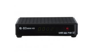 Q-03 MINI HD картоприемник