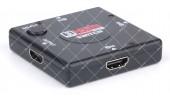 Переключатель SWITCH HDMI 3 port MINI