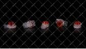 Скотч-лок (Scotchlok) STEREN красный, 100шт, с гелем