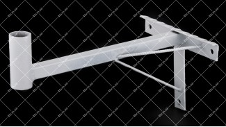 """Кронштейн """"Уголок"""" (вынос 40 см.) две подпорки"""