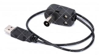Инжектор питания 5V USB на зажиме