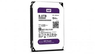 """Жесткий диск Western Digital 3.5"""" 8TB (WD80PURZ)"""