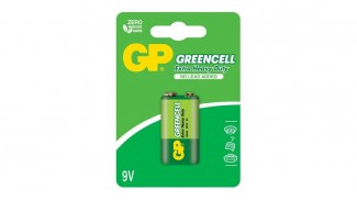 "Батарейка GP Greencell GP1604GLF-2UE1 9V ""Крона"""