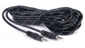 Аудио шнур mini Jack-mini Jack (папа-папа) Tcom 5 метров