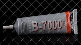 Клей-герметик B-7000 TCOM, 110мл, c дозатором