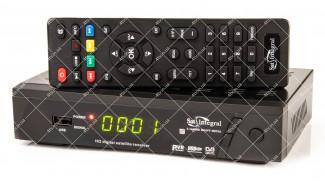 Sat-Integral S-1268 HD HEAVY METAL Dolby AC3 УЦЕНКА