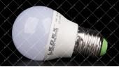 Светодиодная лампочка LEDEX 8W E27 4000K PREMIUM G45 (ШАРИК)