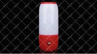Колонка портативная с подсветкой JBL PULSE 3 Bluetooth красная copy