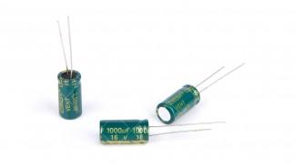 Конденсатор 1000mF 16V 105C 8*16mm