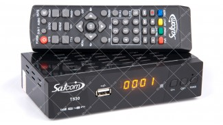 Satcom T530 DVB-T2 IPTV Dolby Digital AC3