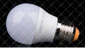 Лампочка cветодиодная LEDSTAR 6W E27 3000K STANDARD G45 (ШАРИК)
