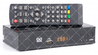HDTV SET TOP BOX DVB-T2 металл