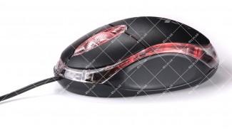 Мышь компьютерная Vinga MS201BK