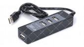 USB HUB 2.0 MT-VIKI MT-214 на 4 порта, 480Mbts