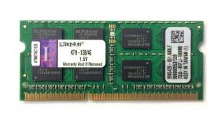 Kingston KTH-X3B/4G SODIMM DDR3-1333 4096MB PC3-10600 Non ECC УЦЕНКА