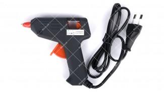 Пистолет клеевой с кнопкой GM-MI-02 под клей 7мм 25W
