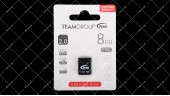 Накопитель Team Croup 8GB C12G Black USB 2.0