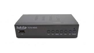 Satcom T570 T2 HEVC