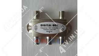 DiSEqC 4х1 Digital Box HY-41B