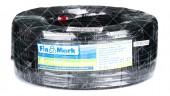 Кабель коаксиальный FinMark F5967BV-2x0.75 100 метров 75 Ом черный
