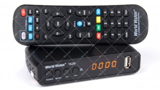 World Vision T62N Dolby Digital DVB-T2