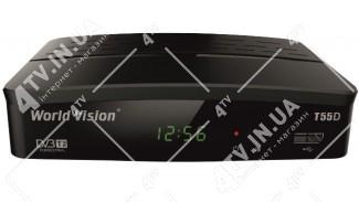 World Vision T55D Dolby Digital DVB-T2