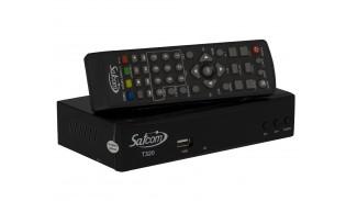 Satcom T320 DVB-T2 Dolby Digital