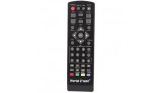 Пульт DVB-T2 World Vision T34, T34i, T34A