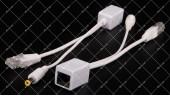 Комплект для подачи питания для IP-камер без PoE по витой паре