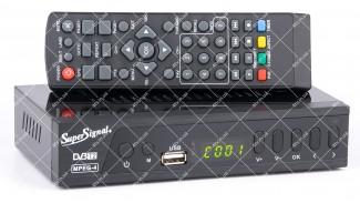 Super Signal+ DVB-T2 металл