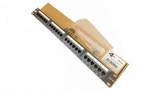 "Патч-панель ATCOM 19"" 24 порта UTP Cat.5e (P5124)"
