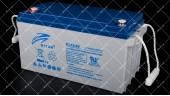 Батарея аккумуляторная Ritar AGM DC12-65 12V 65 Ah серая