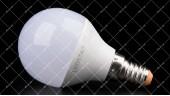 Лампочка cветодиодная LEDSTAR 7W E14 4000K STANDARD G45 (ШАРИК)
