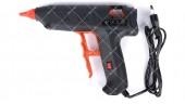 Пистолет клеевой с кнопкой HD-02 под клей 11мм 100W