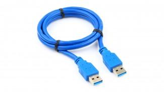 Кабель USB 3.0 AM to USB 3.0 AM 1.5 метра